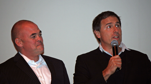 Matthew Quick and David O. Russell