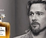 Brad Pitt Does Chanel No. 5