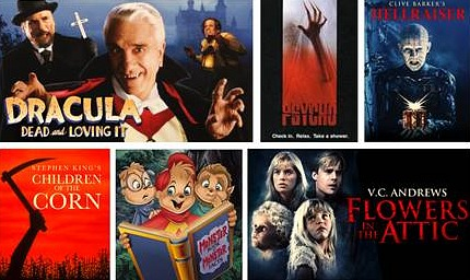 Netflix Halloween