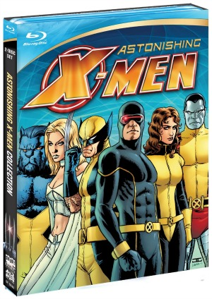 astonishing x-men blu-ray collection