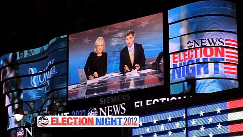 Diane Sawyer drunk, election 2012 coverage