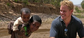matt damon, water.org