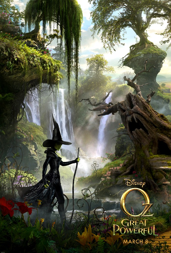 Oz: The Great and Powerful - Wicked Witch Poster