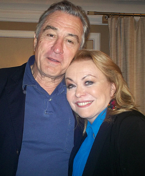 Robert De Niro and Jacki Weaver | Silver Linings Playbook Press Conference
