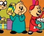 Win a Chipmunks Christmas CD!