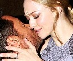 Hugh Jackman Gives Amanda Seyfried a Birthday Lap Dance at Les Misrables Soire
