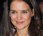 Katie Holmes Greets Fans Before Her Broadway Show