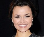 Samantha Barks Stuns in Stella McCartney at Les Miserables Premiere