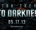 Star Trek Into Darkness Poster Looks a Lot Like The Dark Knight Rises
