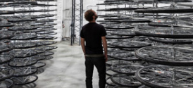 Ai Weiwei: Stacked Bicycles