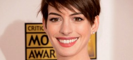 Anne Hathaway at the Critics' Choice Awards 2013