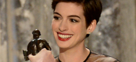 SAG Awards 2013: Anne Hathaway