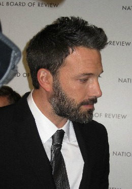 Ben Affleck, National Board of Review Gala