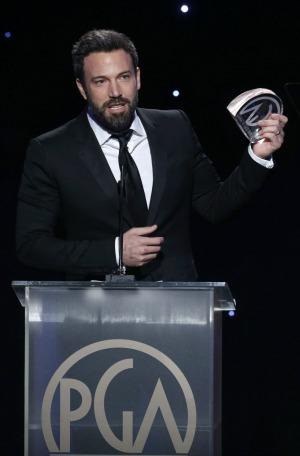 Ben Affleck: Producers Guild Awards 2013