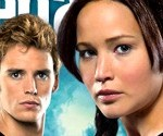 Catching Fire's Katniss and Finnick Suit Up for Entertainment Weekly