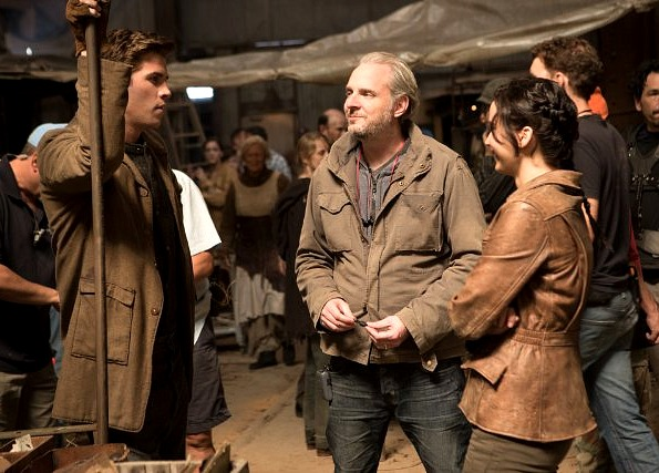 Behind the Scenes with The Hunger Games: Catching Fire