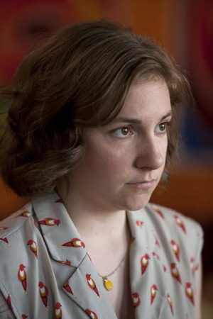 "Lena Dunham in Girls: ""One Man's Trash"""