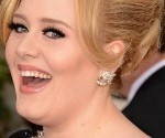Golden Globes 2013 Red Carpet: Adele in Burberry