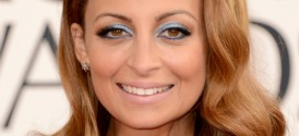 Nicole Richie at the Golden Globes 2013