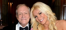 Hugh Hefner and Crystal Harris Wedding