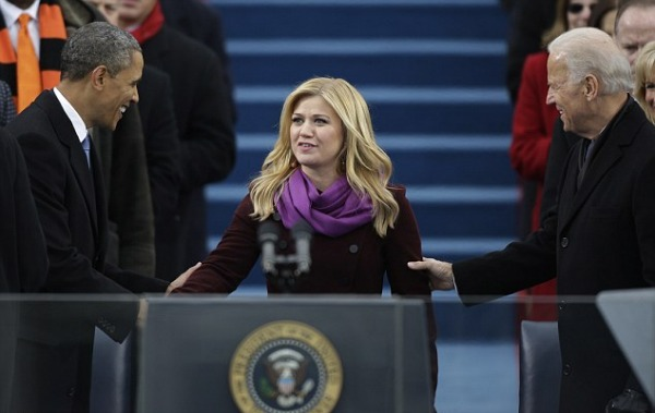 Presidential Inauguration 2013: Kelly Clarkson