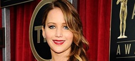 SAG Awards 2013: Jennifer Lawrence