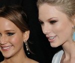 People's Choice Awards: Taylor Swift and Jennifer Lawrence