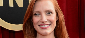 SAG Awards 2013: Jessica Chastain
