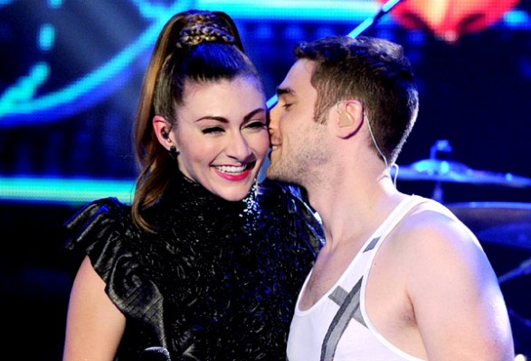 Karmin, New Year's Eve 2013