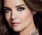 Check Out Katie Holmes&#8217; First Bobbi Brown Cosmetics Ad