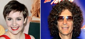 Howard Stern calls Lena Dunham fat