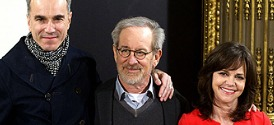 Lincoln Madrid Premiere: Daniel Day-Lewis, Steven Spielberg, Sally Field