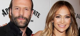 Jennifer Lopez and Jason Statham at the NYC Premiere of Parker
