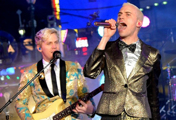 Neon Trees, New Year's Eve 2013