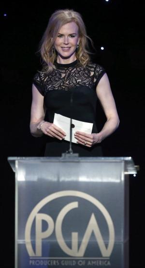 Nicole Kidman: Producers Guild Awards 2013