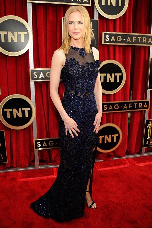 SAG Awards 2013: Nicole Kidman