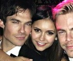 Nina Dobrev Celebrates 24th Birthday With Ian Somerhalder &amp; Friends