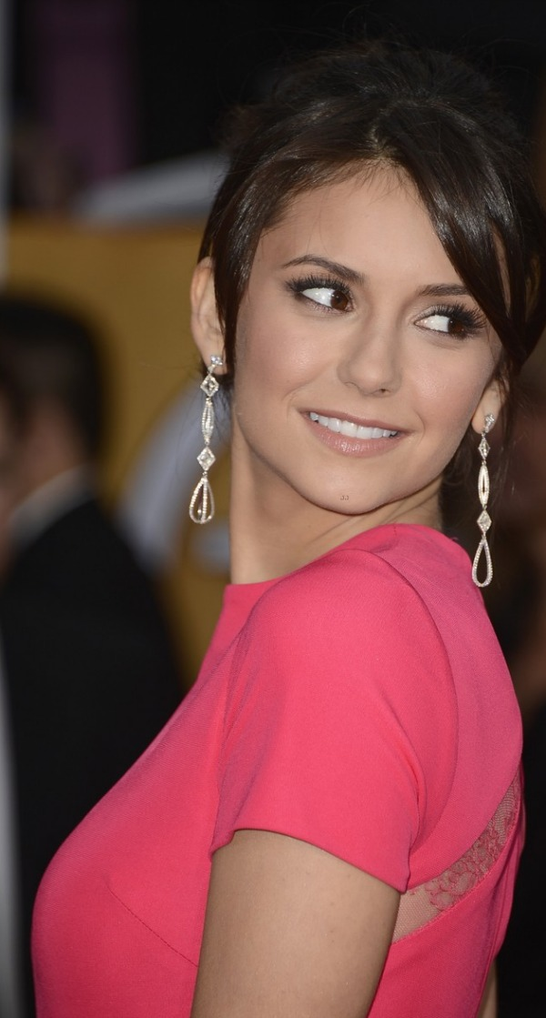 SAG Awards 2013: Nina Dobrev