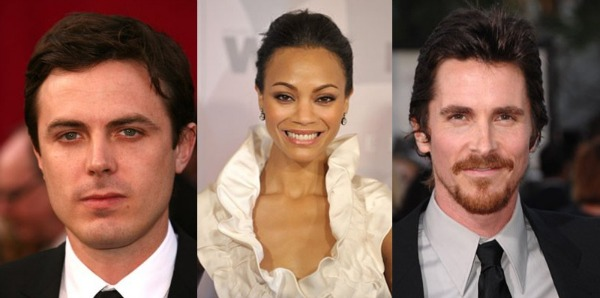 Out of the Furnace: Affleck, Saldana and Bale