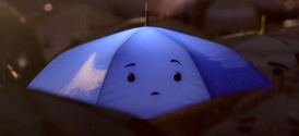 Pixar Short: The Blue Umbrella