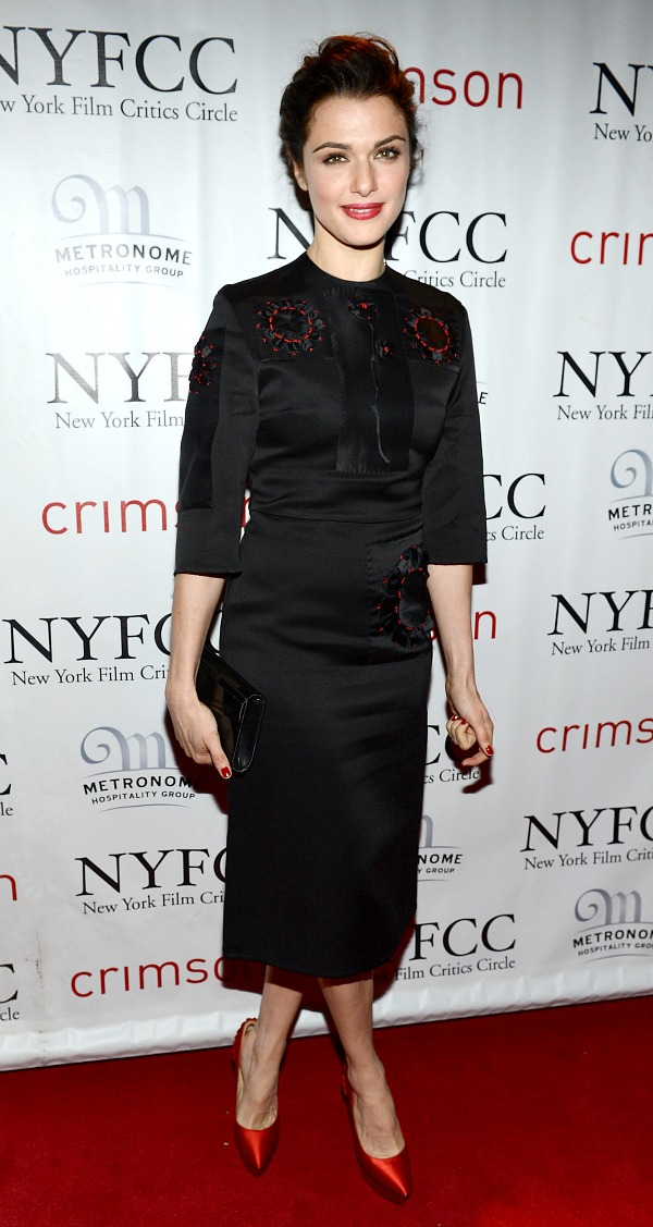 New York Film Critics Circle Awards: Rachel Weisz