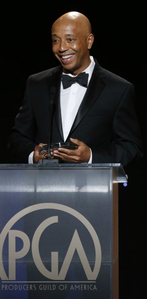 Russell Simmons: Producers Guild Awards 2013