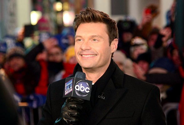 Ryan Seacrest, New Year's Eve 2013
