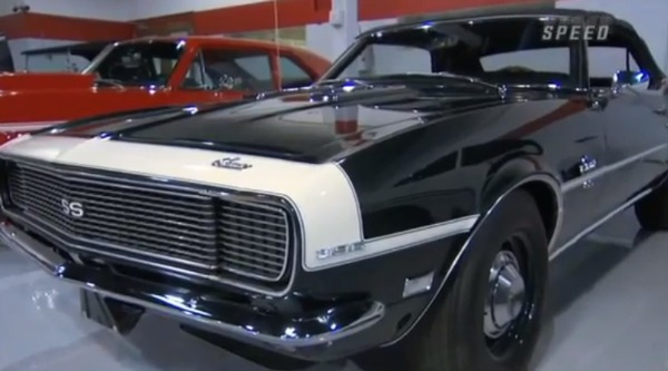 SPEED Barrett-Jackson Auction - Cinema Cars