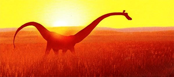 Pixar's The Good Dinosaur