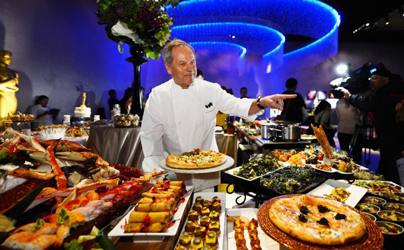 Wolfgang Puck: Oscar's Governor's Ball Preview