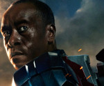 Don Cheadle Stars in New 'Iron Man 3′ Poster