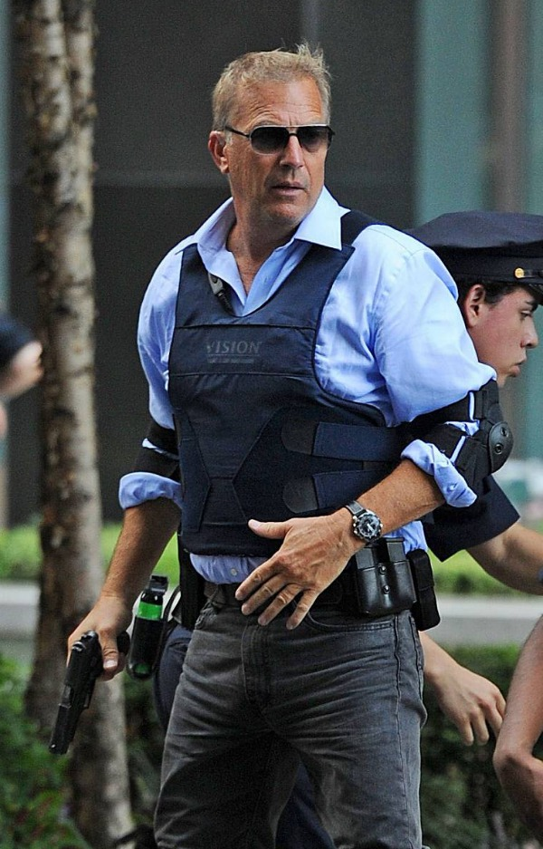 Kevin Costner in Jack Ryan