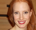 Jessica Chastain Braves Winter Storm to Talk Zero Dark Thirty at Lincoln Center