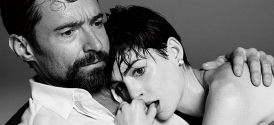 Time Mag Oscar Issue 2013: Hugh Jackman, Anne Hathaway